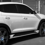 [M&S] Hyundai All New Tucson TL - Side Wing Skirts Set
