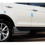 Боковые крылья - Hyundai Santa Fe DM (MORRIS)