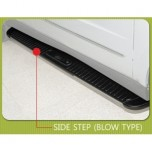 [SYMAS] SsangYong Kyron / New Kyron - Blow Type Side Running Board Steps