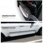[DESIGNCAR] BMW X1 - Side Running Boards Steps