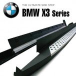 [DESIGNCAR] BMW X3 (F25)​ - Side Running Boards Steps