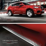[DESIGNCAR] BMW X6 (E71)​ - Side Running Boards Steps