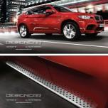 [DESIGNCAR] BMW X6 (E71) - Side Running Boards Steps