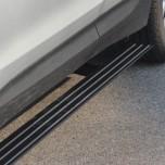 [BROSZEN] Hyundai Santa Fe - Custom Power Rolling Up Side Running Board Steps