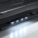 [BROSZEN] SsangYong Korando Sports​ - Custom Power Rolling Up Side Running Board Steps