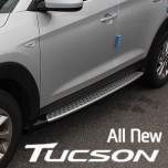 [GSC] Hyundai All New Tucson - Genuine Side Running Board Steps
