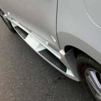 [NOBLE STYLE] Hyundai Tucson iX - Side Running Board Steps