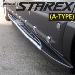 [SAMWON] Hyundai Grand Starex - Limousine Type Side Running Board Steps (A-Type)