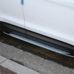 [SM KOREA] Hyundai Santa Fe DM - Luxury Side Running Board Steps