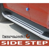 [AUTO GRAND] SsangYong Korando C - Side Running Board Steps