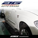 [AUTO GRAND] SsangYong Rodius - Side Running Board Steps Set