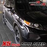 [TOMATO] KIA (New) Sorento R - X-Style Side Running Board Steps