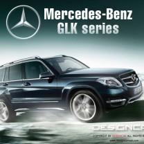 [DESIGNCAR] Mercedes-Benz GLK (X204) - X5-Style Side Running Boards Steps