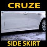 [MORRIS] Chevrolet Cruze / Lacetti Prermiere - Side Skirt Aeroparts Set