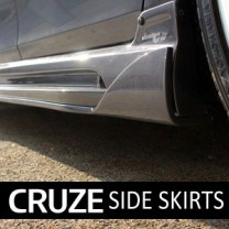 [MYRIDE] Chevrolet Cruze - Side Skirts Set