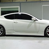 [AWEST] Hyundai Genesis Coupe - Side Skirts