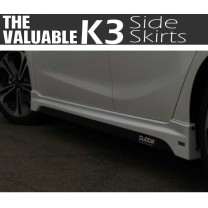 [MORRIS] KIA K3 - Side Skirts