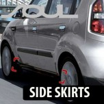 [GSC] KIA Soul - Side Skirts Kit