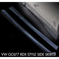 [AUTO LAMP] Volkswagen Golf 7 - RDX Style Side Skirts Set