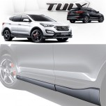 [MOBIS] Hyundai Santa Fe DM - TUIX Side Skirts Kit