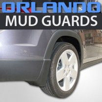 [CHEVROLET] Chevrolet Orlando - Mud Guard Set