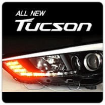 [XLOOK] Hyundai All New Tucson - LED Turn Signal Modules Set (Normal / Moving)