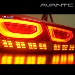 [XLOOK] Hyundai Avante AD - Rear Turn Signal Modules Set (Moving)