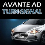 [XLOOK] Hyundai Avante AD - LED Turn Signal Modules Set (Normal / Moving)
