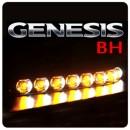 [XLOOK] Hyundai Genesis BH - LED Turn Signal 2-Way Modules Set