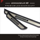 [CHANGE UP] Hyundai Grandeur iG​ - LED Door Sill Scuff Plates Set