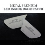 [CHANGE UP] Hyundai 5G Grandeur HG​ - Metal Premium LED Inside Door Catch Plates Set