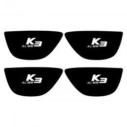 [LEDIST] KIA All New K3 - LED Inside Door Catch Plates Set Ver.2