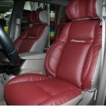 [SEATLINE] SsangYong Korando Turismo - Deluxe Limousine Seat Cover Set No.39 (8 Seats)