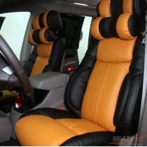 [SEATLINE] SsangYong Korando Turismo - Premium Limousine Seat Cover Set No.41 (8 Seats)