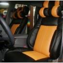 [SEATLINE] SsangYong Korando Turismo - Premium Limousine Seat Cover Set No.47 (4 Seats)