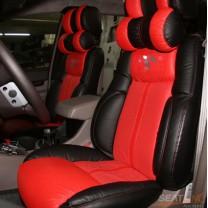 [SEATLINE] SsangYong Korando Turismo - Premium Limousine Seat Cover Set No.50 (2 Seats)