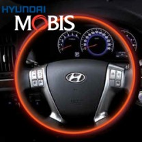 [MOBIS] Hyundai Veracruz - Genuine Leather Heated Steering Wheel Kit