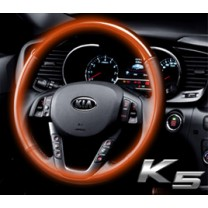 [MOBIS] KIA K5 - Genuine Leather Heated Steering Wheel Kit