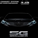 [A.JUN] Hyundai Grandeur HG - I.V.E. In Variable Exhaust System