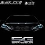 [A.JUN] Hyundai Grandeur HG - I.V.E. In Variable Exhaust System