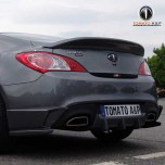 [TOMATO] Hyundai Genesis Coupe - Rear Trunk Lid Spoiler Set