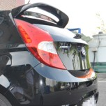 [ONZIGOO] Hyundai New Accent Wit - Rear Roof Spoiler