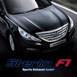 [STERLIN F1] Hyundai YF Sonata - Sports Exhaust System Set