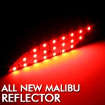[LEDIST] Chevrolet All New Malibu - Rear Bumper Reflector LED Modules