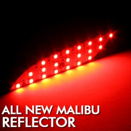 LED-модули задних рефлекторов - Chevrolet All New Malibu (LEDIST)