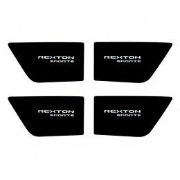 [LEDIST] SsangYong Rexton Sports - LED Inside Door Catch Plates Set Ver.2