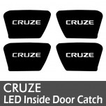 [LEDIST] Chevrolet Cruze - LED Inside Door Catch Plates Set Ver.2