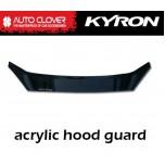 [AUTO CLOVER] SsangYong Kyron - Acrylic Hood Guard Set (A712)