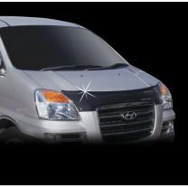 [AUTO CLOVER] Hyundai Starex - San Hood Guard Molding Set (B002)