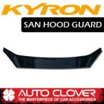 [AUTO CLOVER] SsangYong Kyron - San Hood Guard Molding Set (B012)
